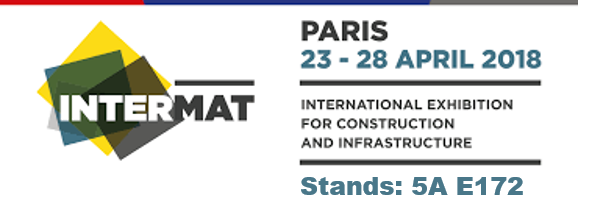 Intermat Paris 23 28 april 2018